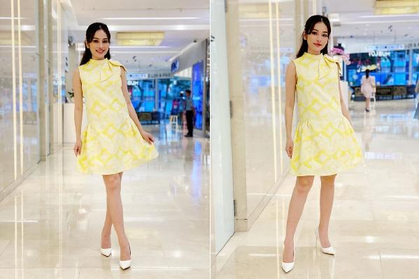 Tăng 4 kg ai cũng khen xinh, Sara Lưu vẫn bị nhắc nhở mang song thai diện giày cao gót đây này