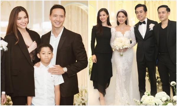 Cả khách mời và chủ xị đều đồng loạt có bầu sau 1 năm, CĐM hoang mang đám cưới cặp Vbiz nào quyền lực đến thế