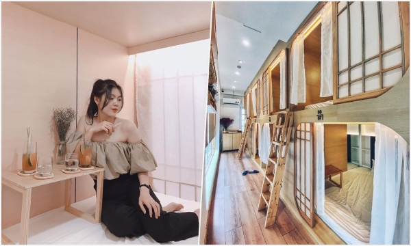 """Nức lòng với quán cà phê """"Tổ Kén"""" gỗ Nhật - góc trốn yên ả giữa Sài Gòn ồn ã"""