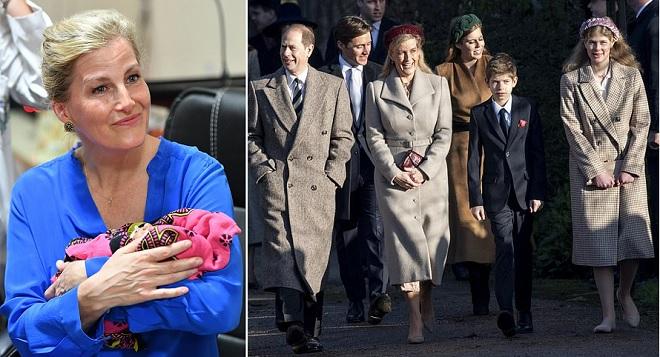"""Nữ bá tước trong Hoàng gia Anh muốn hai đứa con không nhận tước vị hoàng gia để được sống """"bình thường"""""""