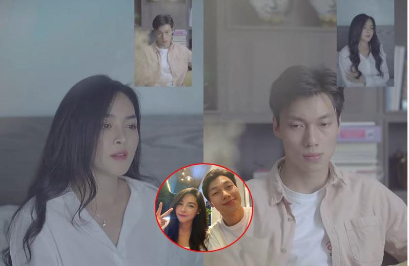 """Sau """"Người ấy là ai"""", Alan Phạm - Vũ Thanh Quỳnh quyết dấn thân vào showbiz khi tung bản cover hit của Bích Phương?"""