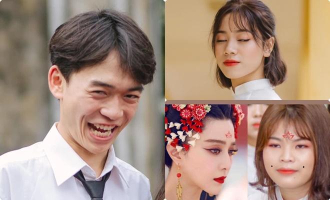 """Đăng ảnh kỷ yếu """"dìm nhau"""" đến mức """"xấu lạ"""", học sinh Bắc Ninh lại nhận được """"cơn mưa"""" lời khen vì sự đồng lòng"""