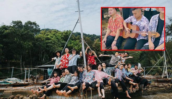 """Teen Quảng Ninh khiến dân tình được phen """"gato"""" với kỷ yếu MV cover 2 bản hit cực sôi động"""
