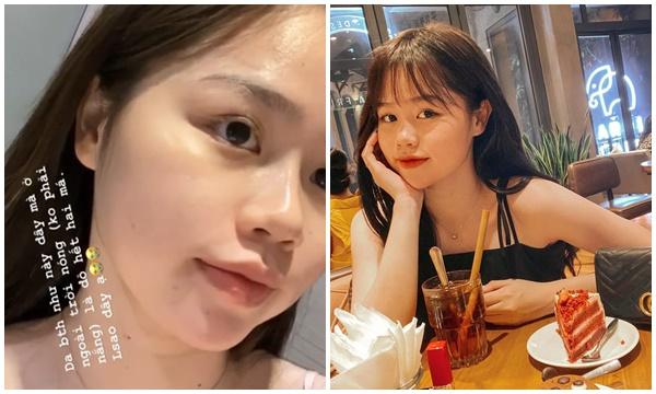 Sau loạt ảnh thật bị chê xấu, bạn gái Quang Hải khoe mặt mộc không ngờ để lộ làn da mơ ước khiến bao người ghen tị
