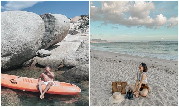 Xê dịch mùa oi bức: Muốn tránh nóng thì đến ngay 4 bãi biển ở Ninh Thuận này, đảm bảo vừa đẹp mắt lại vừa hạ nhiệt, kiểu gì cũng chỉ có thích mê