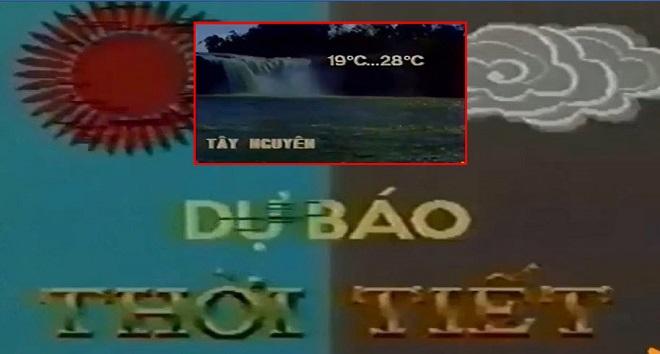 Trở về tuổi thơ với bản tin dự báo thời tiết trên ti vi 26 năm trước: Cảnh đẹp hoang sơ 3 miền và giọng đọc huyền thoại