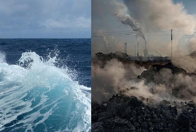 Nếu không cắt giảm khí thải toàn cầu, những đợt sóng biển cực đoan sẽ nhiều hơn trong 80 năm tới