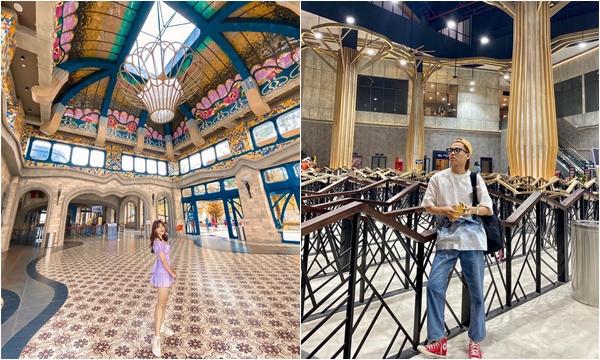 Nhà ga cáp treo đạt kỷ lục Guinness thế giới của Việt Nam: Bên trong như châu Âu thu nhỏ, xem ảnh sống ảo chỉ biết ngỡ ngàng