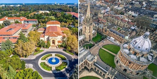 """QS nói về Top 10 thế giới trong bảng xếp hạng QS 2021: Stanford là """"nhà máy tỷ phú"""", Oxford không có ngày thành lập"""