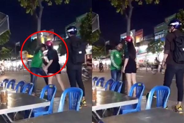 """Đang chạy Grab, chàng tài xế """"đứng hình"""" khi phát hiện bạn gái đang ôm eo """"cậu ấm"""" chạy Vario lượn khắp Sài Gòn"""