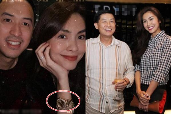 Bố chồng Johnathan Hạnh Nguyễn tặng con dâu món quà 1,1 tỷ đồng, Hà Tăng gìn giữ 8 năm qua