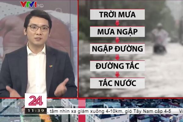 """Màn nối từ hot nhất của BTV Minh Long, chứng minh """"vựa muối"""" không đâu xa, """"vựa muối"""" ở ngay VTV"""