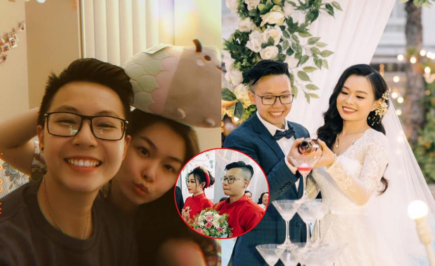 Chuyện tình cặp LGBT: Tỏ tình khi chưa chạm mặt, gặp lần 2 đã ngỏ lời cầu hôn, lần 3 chính là đám cưới