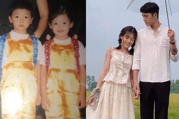 Chuyện ngôn tình đời thực của cặp đôi hot teen Hà Thành khi tìm lại được tình yêu thuở nhỏ sau 11 năm xa cách