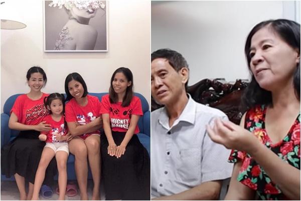 Bảo mẫu bé Lavie vạch trần cách đối xử tệ bạc của bố mẹ Mai Phương và thái độ Phùng Ngọc Huy