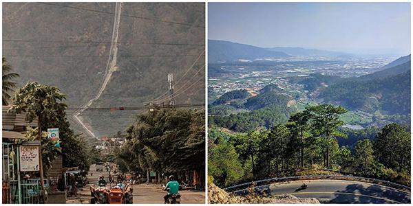 """Hoá ra """"con đường"""" từ Ninh Thuận đến Đà Lạt đầy ngoạn mục chỉ là """"một cú lừa"""""""