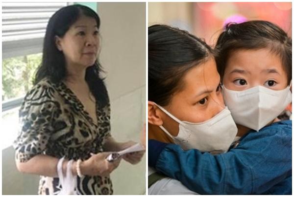 """Bị bảo mẫu vạch trần, mẹ Mai Phương thách thức: """"Ai muốn kiện thì kiện, cuộc đời có nhân quả"""
