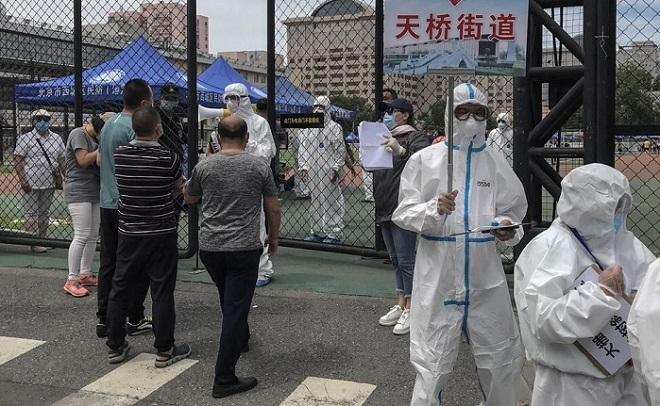 Covid-19 bùng phát trở lại ở Bắc Kinh: Những bằng chứng cho thấy các khu chợ có thể là trọng tâm lây truyền virus