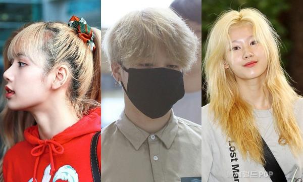 Xót xa trước mái tóc thật của sao Hàn: Các fan đừng ủng hộ màu tóc mới của idol nữa