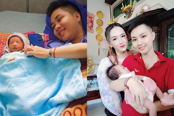 """""""Người đàn ông Việt Nam đầu tiên mang thai"""" rạng rỡ khi lên hình sau 1 tháng vượt cạn thành công"""