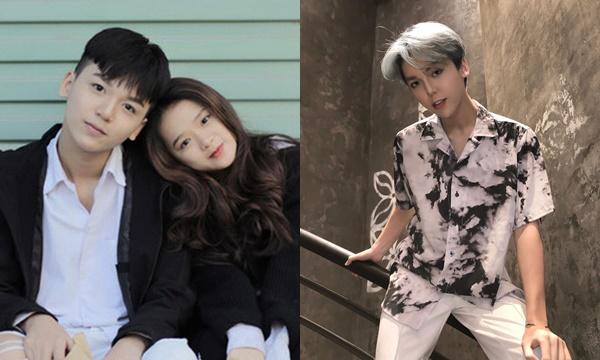 """""""Bạn thân"""" Linh Ka thay đổi sau 3 năm: từ anh chàng ngố tàu thành """"hotboy"""" mặt nhọn"""