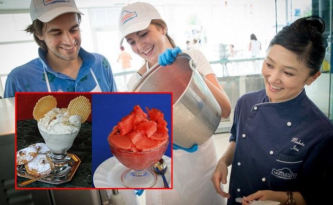 Nghiên cứu về lịch sử phát triển món kem: Người Ý, Trung Quốc hay Ả Rập phát minh ra kem?