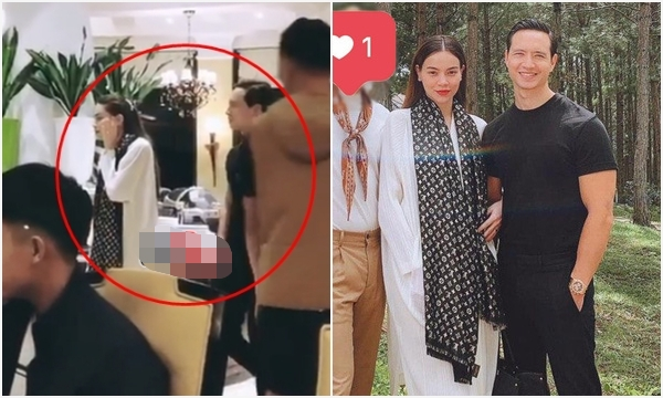 Rộ ảnh chụp cận thân hình của Hồ Ngọc Hà mang song thai ở tháng thứ 4, còn nghi đến Huế cùng Kim Lý để chụp ảnh cưới
