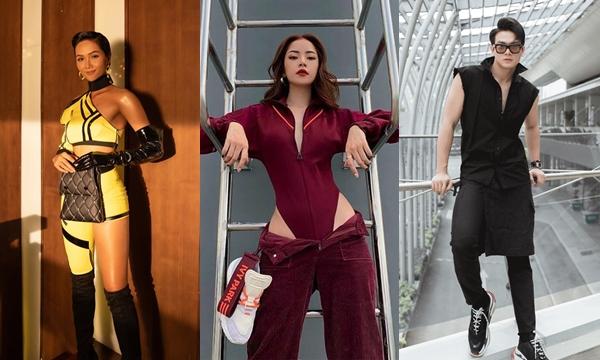 """3 mốt quần """"khó hiểu"""" chỉ có sao Việt mới dám trưng diện"""