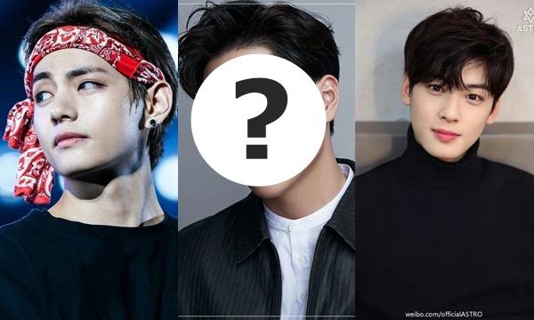 Chuyên gia thẩm mỹ bình chọn 3 nam idol có đôi mắt đẹp nhất: Mỹ nam nào soán ngôi V và Cha Eun Woo ?