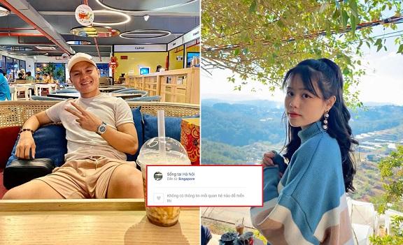 """Huỳnh Anh lập tức có hành động """"dứt tình"""" sau khi Quang Hải lộ tin nhắn yêu đương """"quên lối về"""" với loạt gái xinh"""