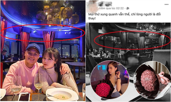 """Kiểu """"cầm cưa"""" từng bị """"bắt vị"""" của Quang Hải trước đây: Hẹn hò nhiều người cùng 1 nơi, tặng hoa chỉ dùng 1 loại"""