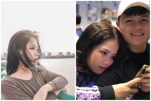 """Cô gái đầu tiên bị """"gọi tên"""" trong đoạn tin nhắn tán tỉnh của Quang Hải lên tiếng """"mình không oán hận gì cả"""""""