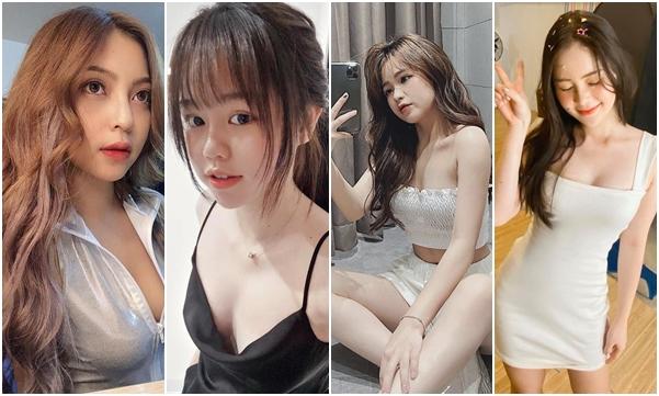 """Soi vóc dáng loạt hotgirl """"lọt mắt xanh"""" của Quang Hải: Người tiểu thư """"thế phiệt"""", người làm """"bà chủ"""" giàu sang"""