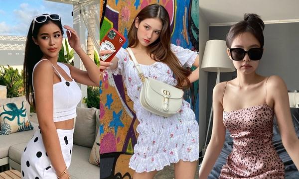 5 kiểu váy hè đáng đầu tư mà hội sao châu Á mê mệt