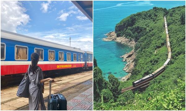 Từ tháng 7/2020, đường sắt chạy thêm nhiều tàu du lịch cho bạn có thể đi khắp Việt Nam