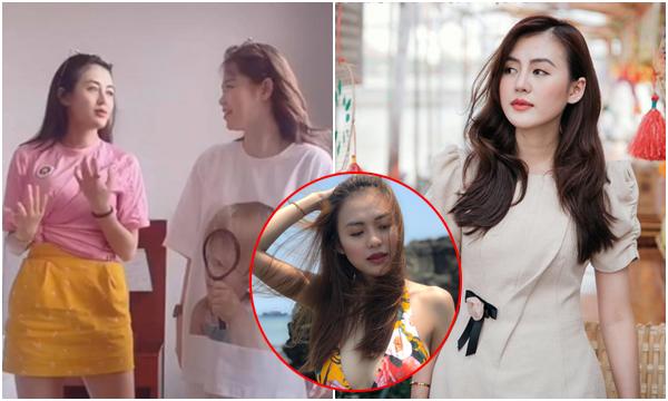"""Huỳnh Anh đăng clip """"nhún nhảy"""" với gái xinh, dân mạng tức tốc tìm info hóa ra còn vừa xinh vừa giỏi võ"""