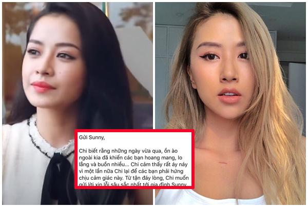 """Chia sẻ đầu tiên của Chi Pu sau khi bị tình cũ, em gái """"đá xoáy"""":  """"Chi không làm gì sai, không hổ thẹn với lòng"""""""