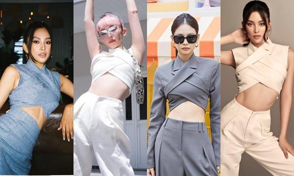 Thi nhau ăn lại style Jennie, mỹ nhân Vbiz nào sẽ chiến thắng ?