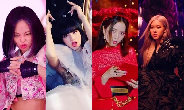 Choáng ngợp trước tủ đồ tiền tỷ của BLACKPINK trong MV comeback mới nhất.