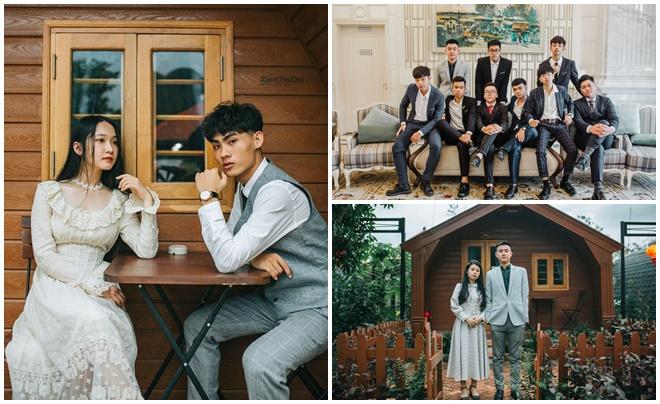"""Học sinh Quảng Bình """"chất chơi"""" với bộ ảnh kỷ yếu mang phong cách quý tộc châu Âu sang chảnh"""