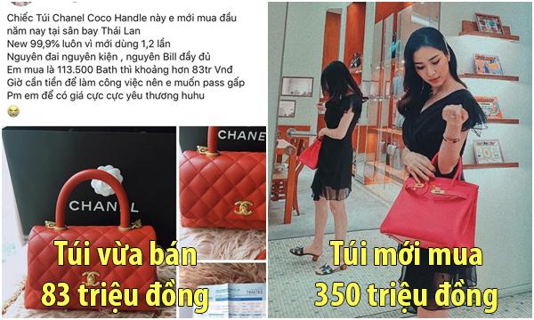 """Vòng luẩn quẩn của Hòa Minzy mà cô gái nào cũng dễ mắc phải: Bán túi """"hồi vốn"""" rồi lại mua túi giá cao gấp nghìn lần"""