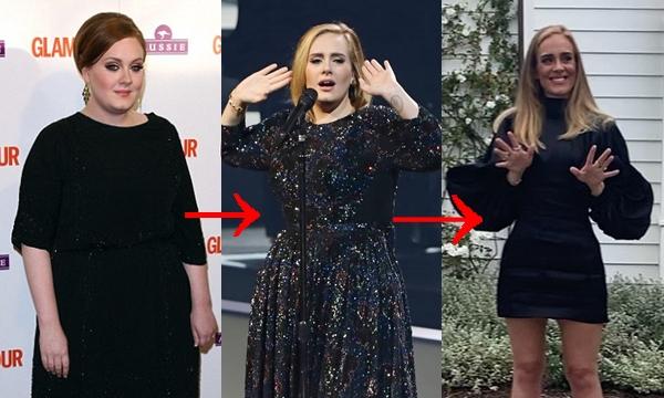 """Chuyên gia thể hình tiết lộ bí quyết thần sầu sau màn """"lột xác"""" ngoạn mục của Adele"""