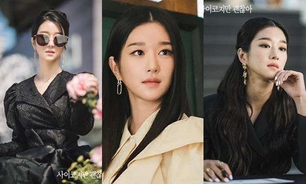 Toàn diễn những mẫu son khó nhằn, Seo Ye Ji (Điên thì có sao) khẳng định đẳng cấp nhan sắc 1-0-2 của mình
