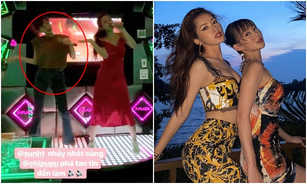 """Giữa tin đồn """"thảo mai"""" chơi 2 phe, SunHT đăng clip nhún nhảy tưng bừng với Chi Pu"""