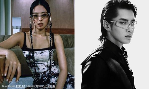 """Jennie x Kris Wu: Đẳng cấp gương mặt """"sold out"""" của làng thời trang mùa dịch"""