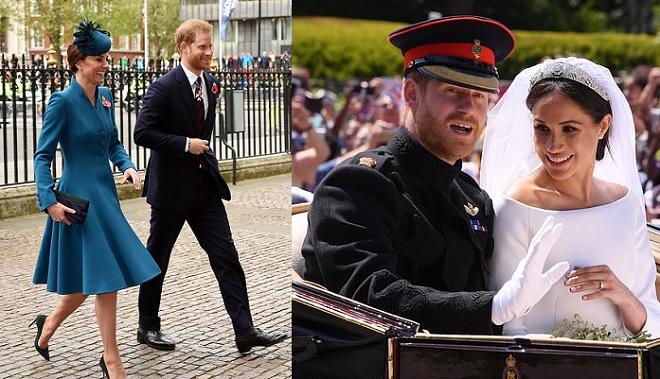 """Kate Middleton từng cảnh báo Hoàng tử Harry không nên vội vã kết hôn với Meghan Markle vì sự """"khác biệt hoàn toàn"""""""