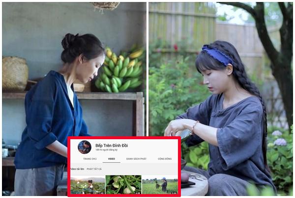 Tinh thần dân tộc: Dân mạng Việt bảo vệ kênh Bếp Trên Đỉnh Đồi khi bị netizen Trung tố đạo nhái Lý Tử Thất