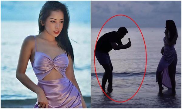 """Sau cú lừa """"gốc mít"""", Kenshj Phạm hẹn Chi Pu ra bờ biển để """"còng lưng"""" chụp mấy bức hình xinh xinh khẳng định """"tình bạn"""""""