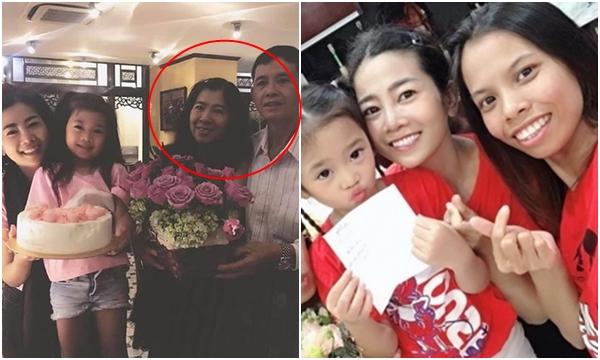"""Bố mẹ đẻ của Mai Phương bị quản lý cũ """"tố"""" chuyện lấy cớ thăm cháu gái để """"làm loạn"""" gia đình Phùng Ngọc Huy"""