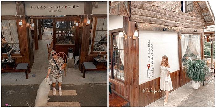 Đổ gục trước quán cà phê đẹp như Seoul giữa lòng Đà Lạt